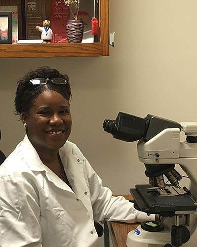 Laundette Jones, PhD